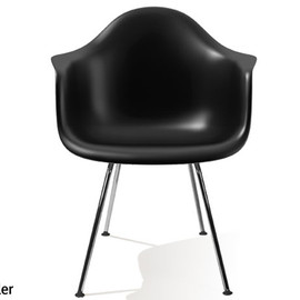 Herman Miller - Eames Shell Armchair DAX Chrome Base