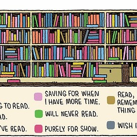 Tom Gauld's Illustrations - Tom Gauld's Illustrations