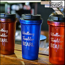 RIVERS - RIVERS WALLMUG TUMBLER BEARL blue