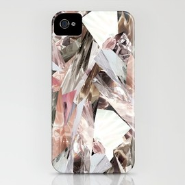 RoAndCo - Arnsdorf SS11 Crystal Pattern iPhone Case