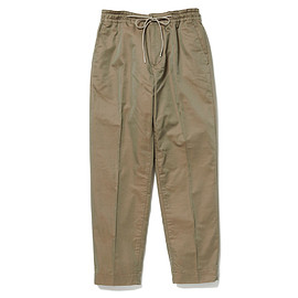HEAD PORTER PLUS - EASY CHINO PANTS KHAKI