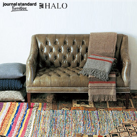 journal standard Furniture × HALO - Eastborne Sofa Green