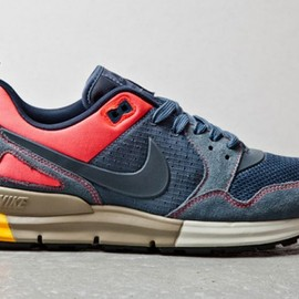 Nike - Nike Lunar Peg 89 Navy Pink/Orange