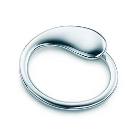 Tiffany & Co. - ELSA PERETTI® ETERNAL CIRCLE KEY RING