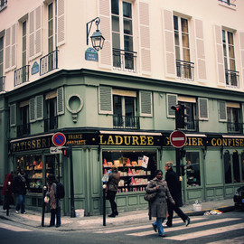 LADUREE - Laduree, 21 rue Bonaparte, Paris