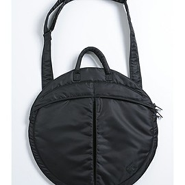 ANREALAGE - CIRCLE HELMET BAG / POTER COLLABOLATION