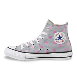 CONVERSE - ALL STAR SHINYDOT HI
