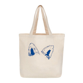MAISON KITSUNÉ - FOX EARS SHOPPING BAG