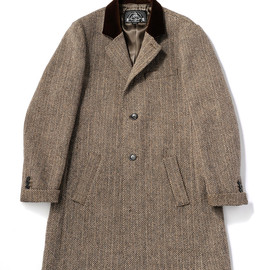 bal - TWEED OVER COAT