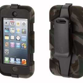 GRIFFIN - Survivor with belt clip for 5th gen. iPod touch