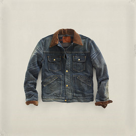 RRL - RRL ROPER DENIM JACKET