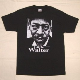 LITTLE WALTER / HATE TO SEE YOU GO / T-Shirts Tシャツ リトル・ウォルター