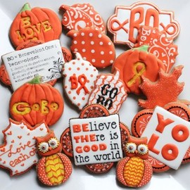 Arty McGoo - Halloween Cookies
