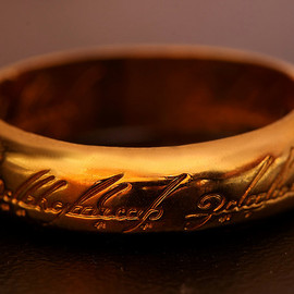 The Load of the Rings - one ring