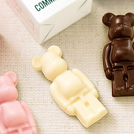 COMME CA ISM x Medicom Toy - Bearbrick Chocolate