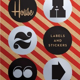 House Industries - Labels & Stickers