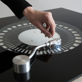 A Record Player With No Records, And Lasers Instead Of A Needle