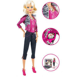Barbie - Barbie VIDEO GIRL DOLL