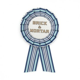 WHYTROPHY, BRICK&MORTAR - B&M Original ROSETTE Blue