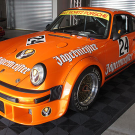 Porsche - Porsche 911 Carrera turbo racing