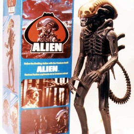 Kenner - Alien Figure, 20th Century Fox 1979 movie Alien