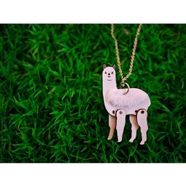 UUendy Lau - Alpaca Necklace