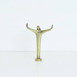 Brass Christ