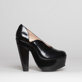 Carven for Robert Clergerie - Danie Platform