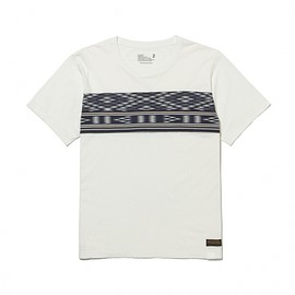 White Mountaineering - PENDELTON CONTRAST T-SHIRT