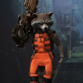 Hot Toys - GUARDIANS OF THE GALAXY ROCKET