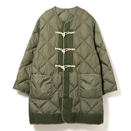 ROCKY MOUNTAIN FEATHERBED × fennica - 別注 オホーツク ダウン ライナーコート