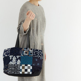 mina perhonen - piece bag バッグ