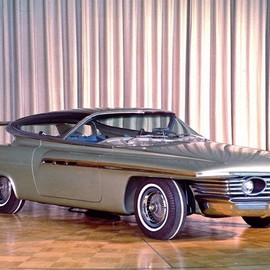 Chrysler - 1961 Chrysler Turboflite concept
