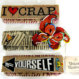 Vivienne Westwood - [Ethical Fashion Africa Project] Do It Yourself Clutch
