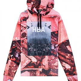HOOD BY AIR - OVER COME HOODIE