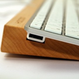 Hacoa - Apple Keyboard Stand メープル