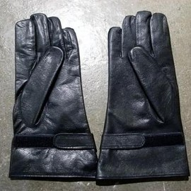 French military - calf gloves [ made in Millau ]
