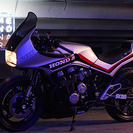Skon - Cafe Killers / HONDA CBX750F