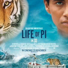 20th Century Fox - Poster Life of Pi