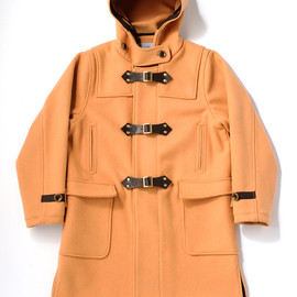 bal - MELTON  DUFFEL COAT
