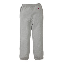 Champion - Reverse Weave Sweat Pants (MADE IN USA) - Oxford Gray