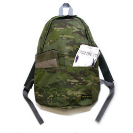 half track products - 2 Pocket sac 2/camo