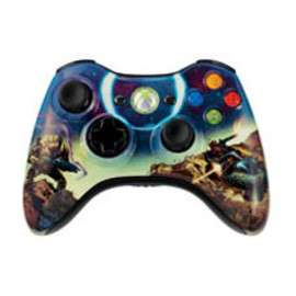 Microsoft - Xbox360 Limited Edition Halo3 Controller(Spartan)