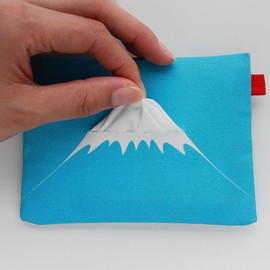 Good By Market - Mount Fuji Tissue Holder