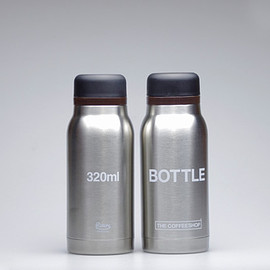 THE COFFEESHOP - ORIGINAL STAINLESS BOTTLE 320ml