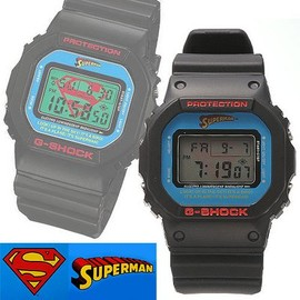 G-SHOCK -  SUPERMAN×G-SHOCK