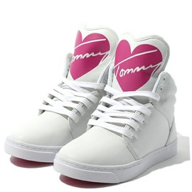 TOMMY Hers - ROSALIE HEART SNEAKERS2