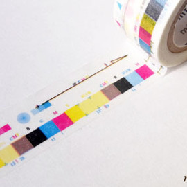 mt Washi Masking Tape - Metallic Fish Scales - Limited Edition