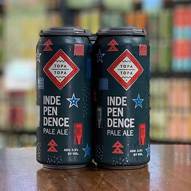 Topa Topa Brewing - Independence Pale Ale