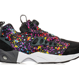 Reebok, Stash - Instapump Fury Road - Splatter